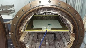 Curing on Autoclave
