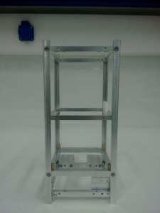 Aluminun Frame (Y- view)