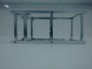 Aluminum Frame (X- view)