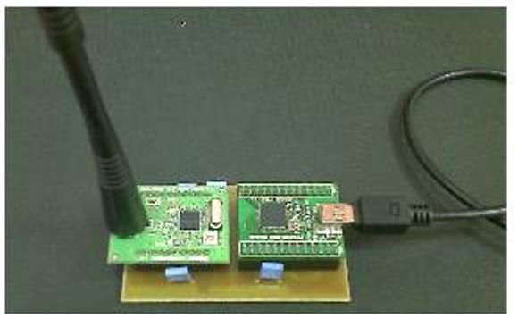 Early evaluation of RF module