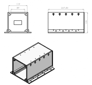 Test pod design