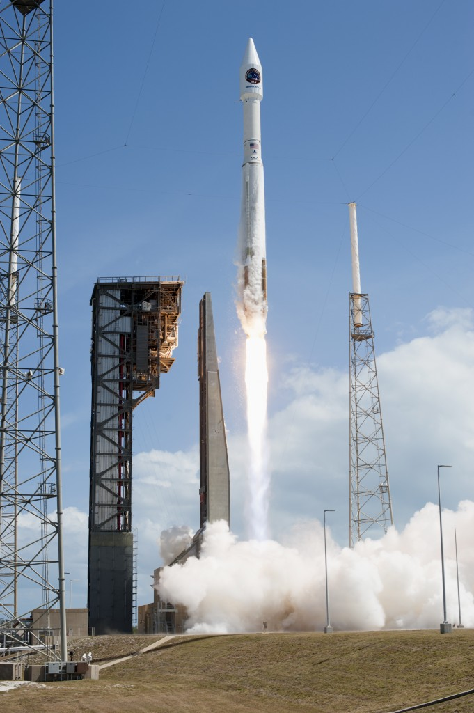 April 18th 2018 Atlas-V launch